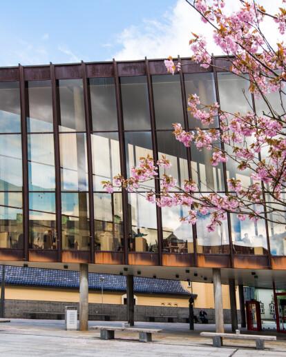 Grieghallen, Bergen Norway
