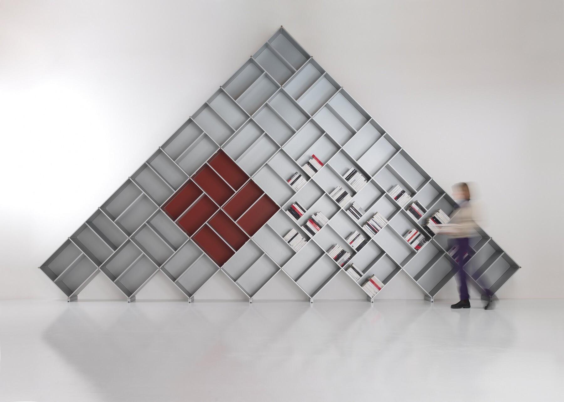 Fitting Modular bookcase
