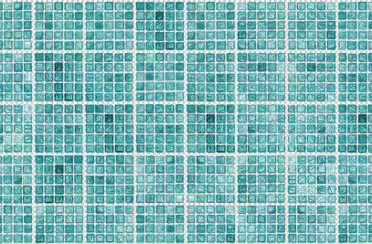 Faux Glass Mosaic Tile