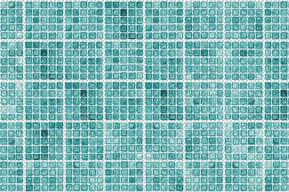 Faux Glass Mosaic Tile