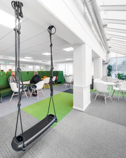 Microsoft HQ in Stockholm