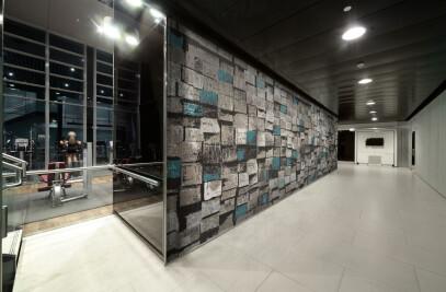 Endcut Tile Pattern
