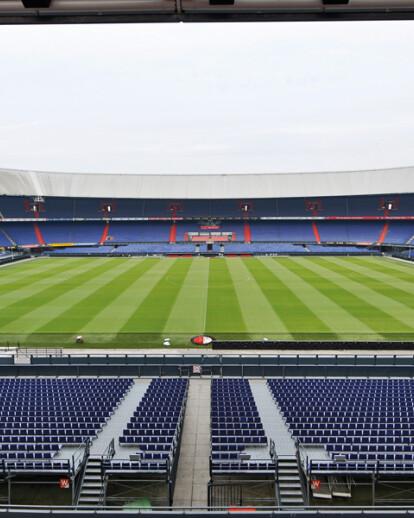 'De Kuip' Soccer Stadium