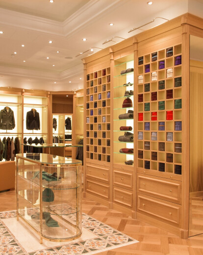 Franck Namani Boutique in London