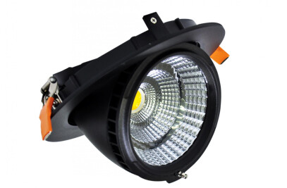 2015★hot sale★ 6 inch CREE COB 34W Gimbal LED Downlights