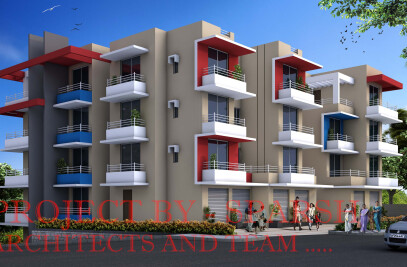 Designed By - SPARSH Architects And Team