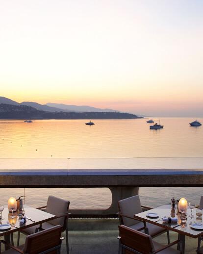 Fairmont Hotel in Monaco