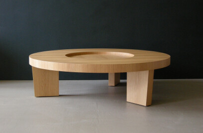 Recess Slim Coffee Table