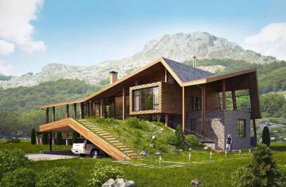 Villa in Montenegro