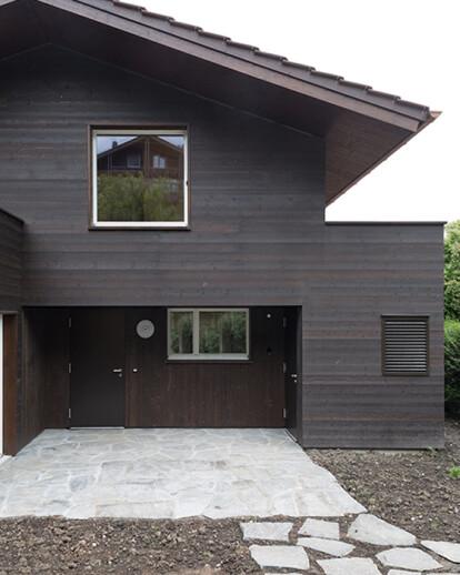 Renovation holiday house in leissigen, Switzerland