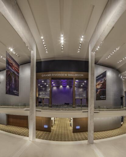 The Cobo Center