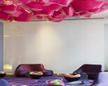Carpets tie the room together