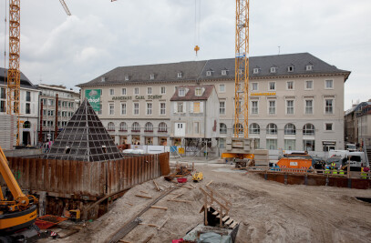 The City is the Star – Art at the Construction Site