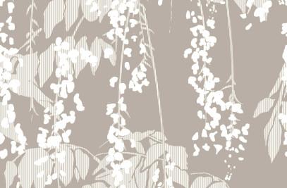 Wistaria Lint wallpaper