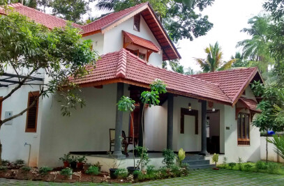Residence for Jeena and Shiva