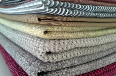 Diversity of Trevira CS fabrics