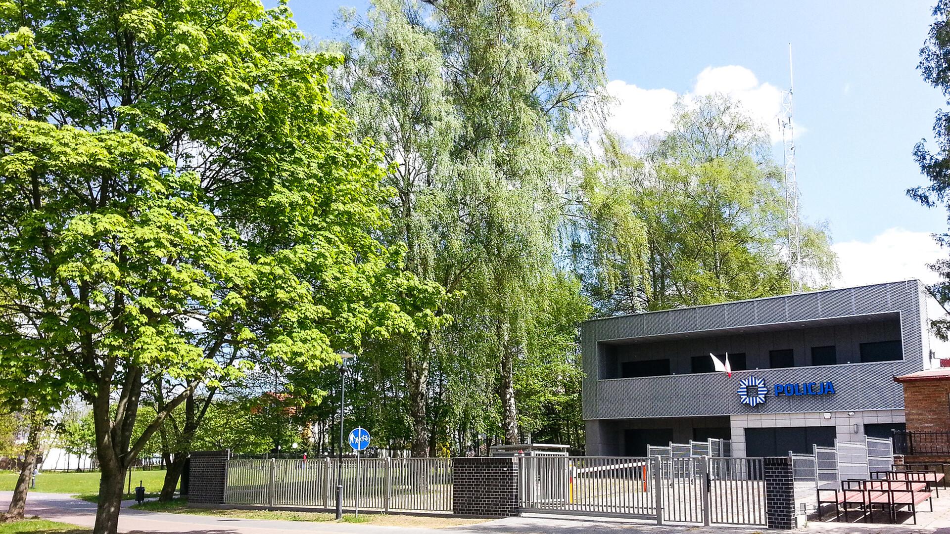 Charzykowy Police Station / Posterunek Policji Cha