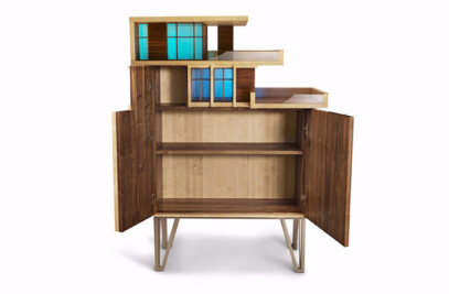Penthouse Cabinet