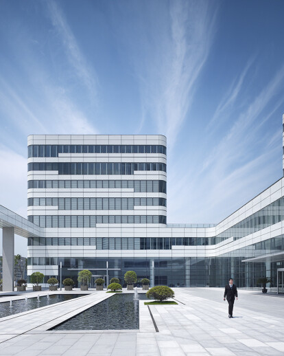 Data Center of China Life Insurance in Shanghai