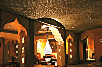 Bayda Luxury Ceiling Hanging Lantern
