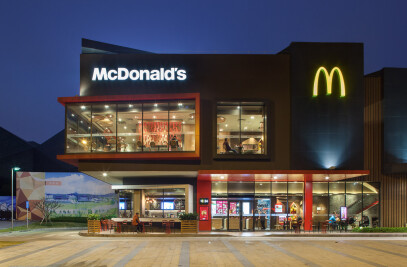 McDonald's Shenzhen