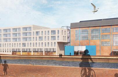 Residential care complex Vlissingen