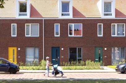 Malburgen Arnhem Housing