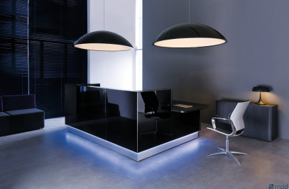 LINEA - MDD reception desk
