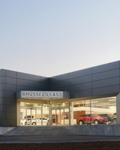 Jaguar - Land-Rover Brussels