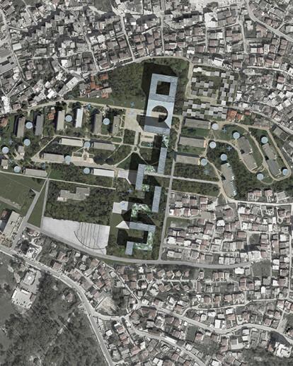 Tirana Student City