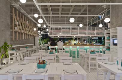 Bellopuerto Reforma Restaurant