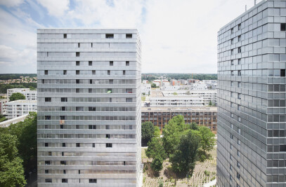 Urban Renovation in Lormont