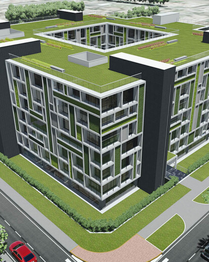 San Vincenzo Residential Building