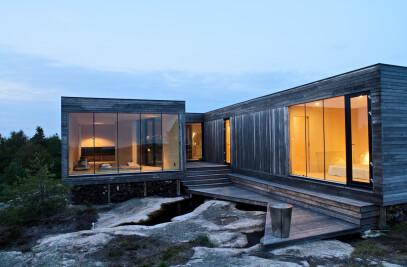 Summerhouse Inside Out