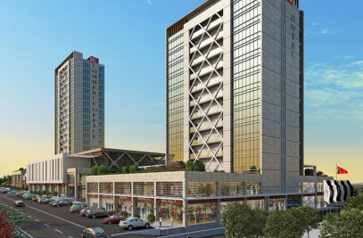 HM Commerce Center Ankara