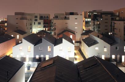 70 HOUSING UNITS, SAINT-DENIS