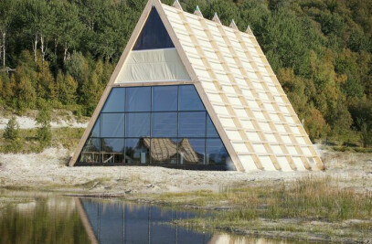 SALT - The World's Largest Sauna