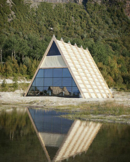 SALT - The World's Largest Sauna