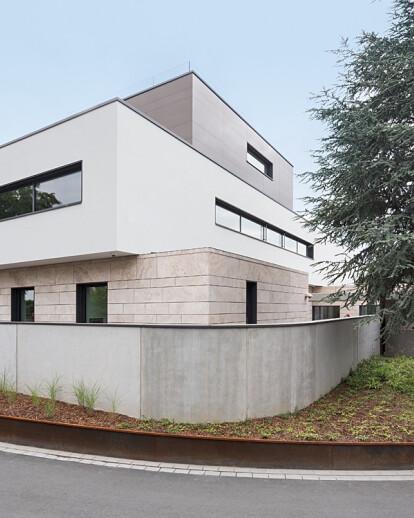 Villa in the northern Ruhr District