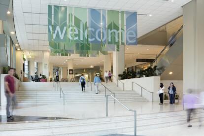 Michael Courtney Design // Washington State Convention Center