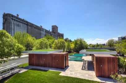 Bota Bota Gardens