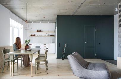Interior AK