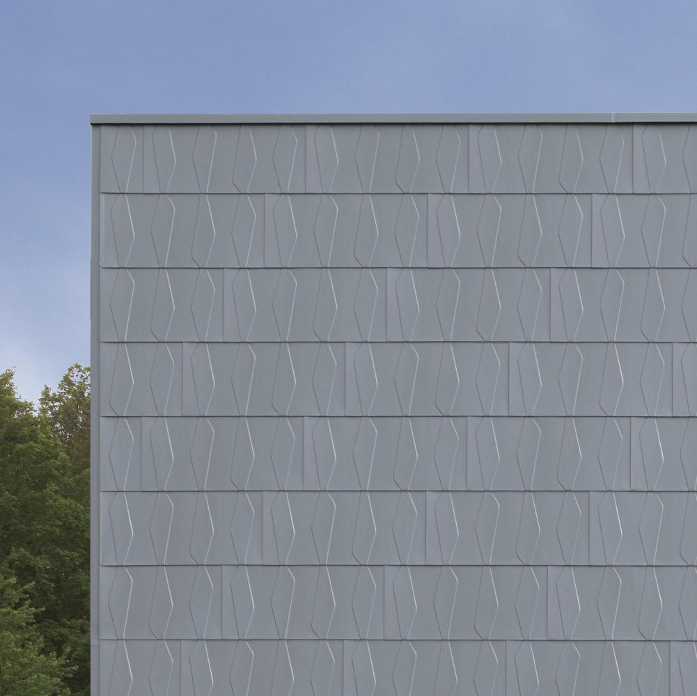 RHEINZINK-Crystal Tile