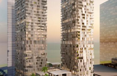 Bahrain Bay Tower