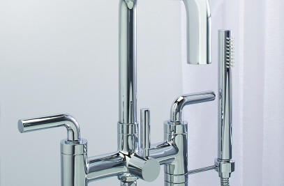 Bolsa 12 Series with 74 Series Lever Handles