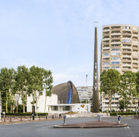 Cathedral of Créteil
