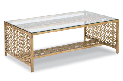 The Gilt Cocktail Table