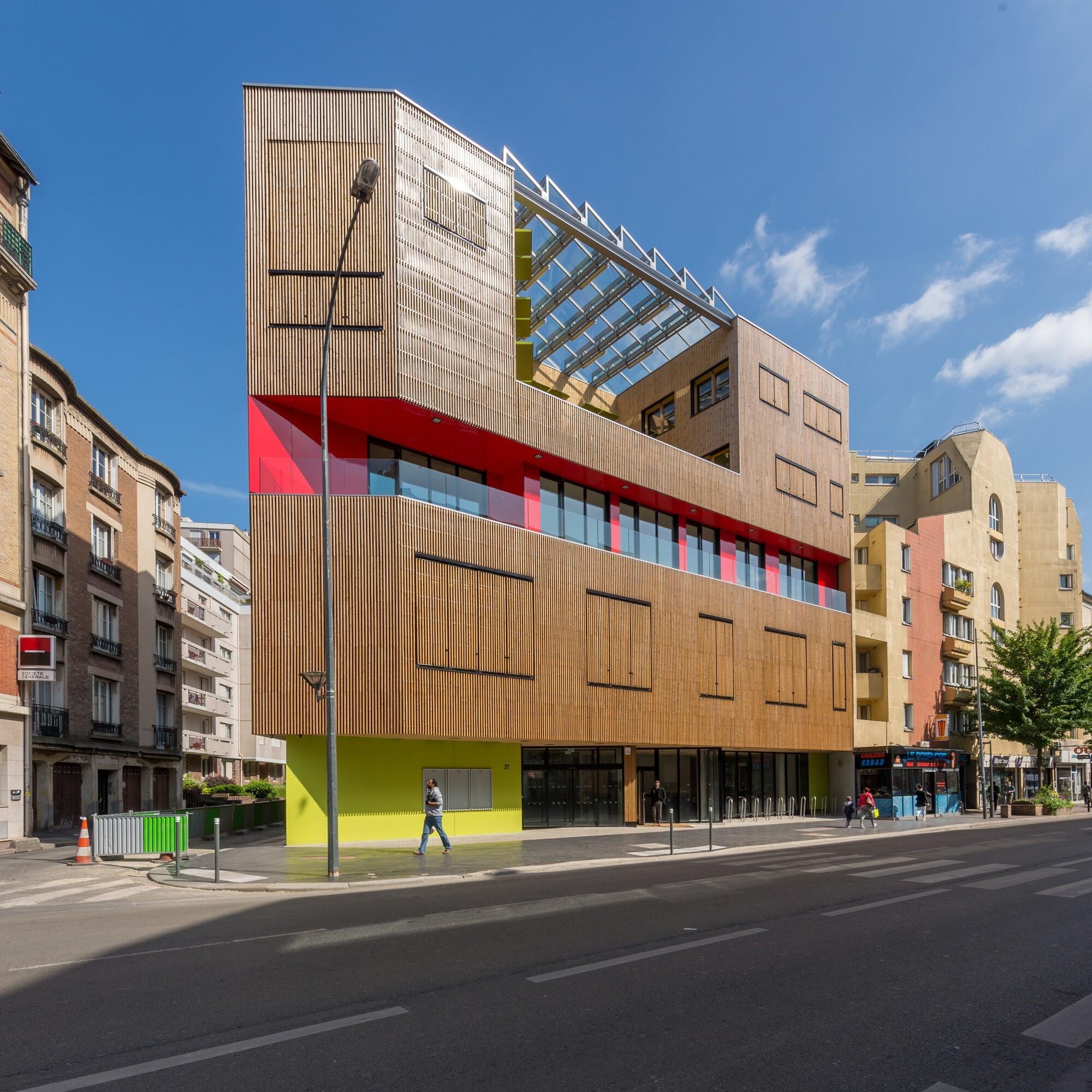MVAC - Social club and Citizen's house