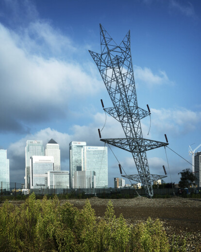 A bullet from a shooting star and Straight jacket star jumps at Greenwich Peninsula