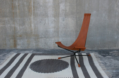 The Lotus Wenger Chair